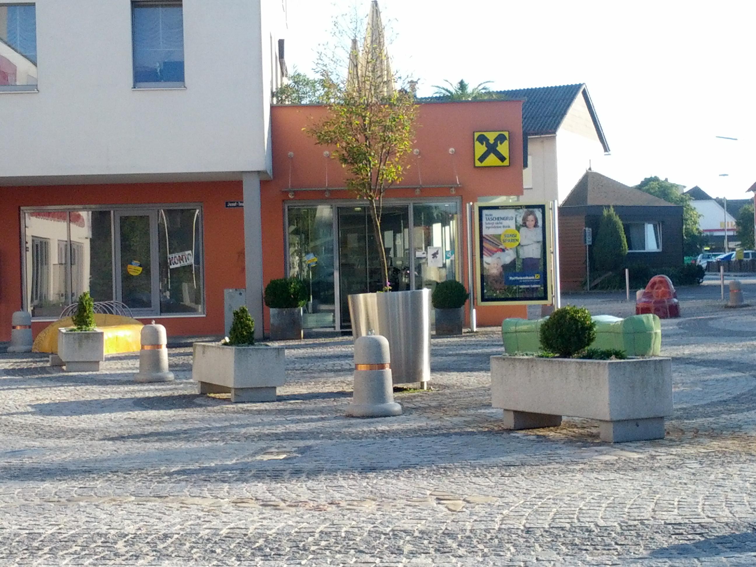 Raiffeisenbank Region Sierning reg. Gen. m. b. H. Bst. Sierning-Neuzeug