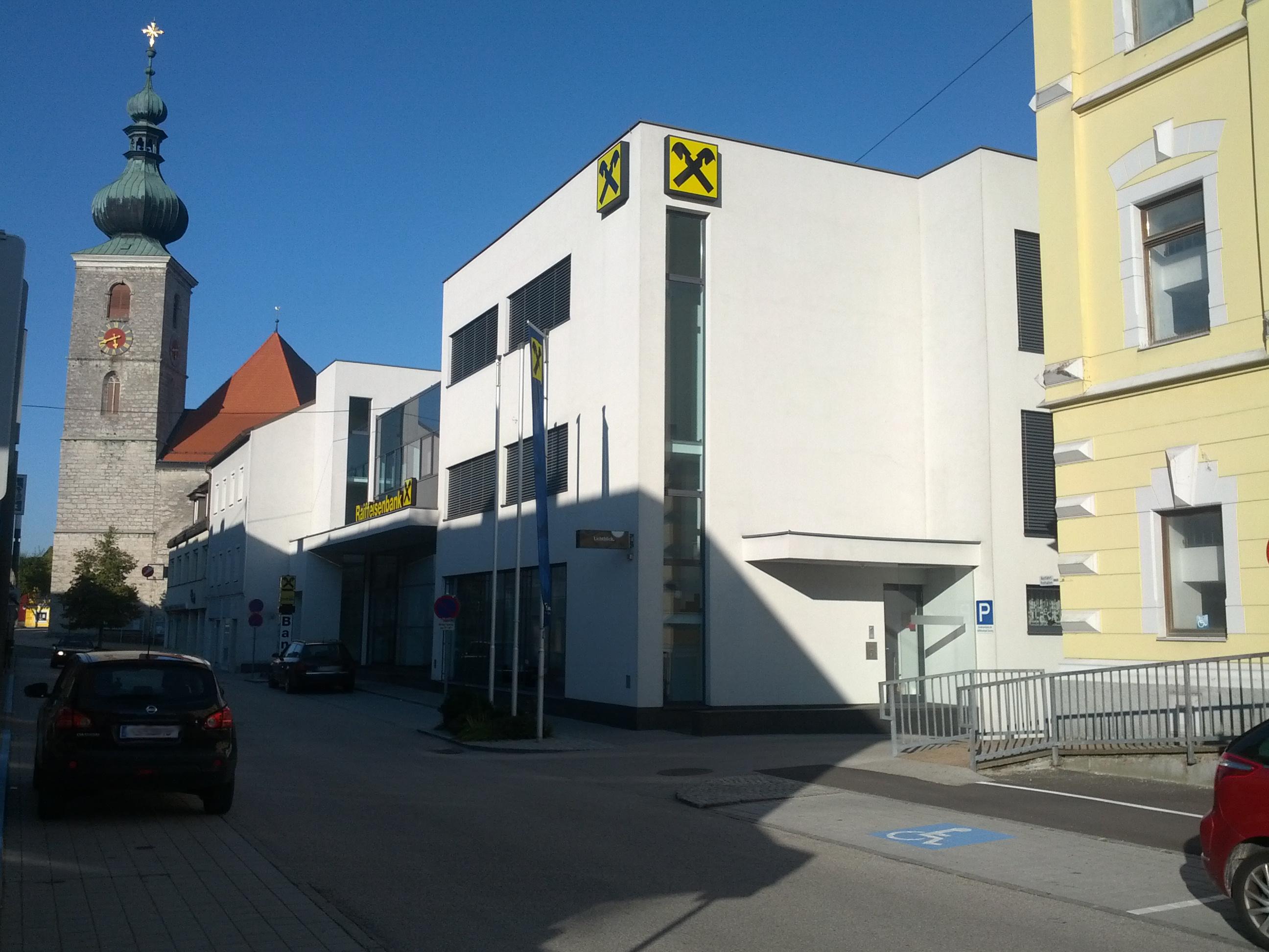 Raiffeisenbank Region Sierning registrierte Genossenschaft mit beschränkter Haftung