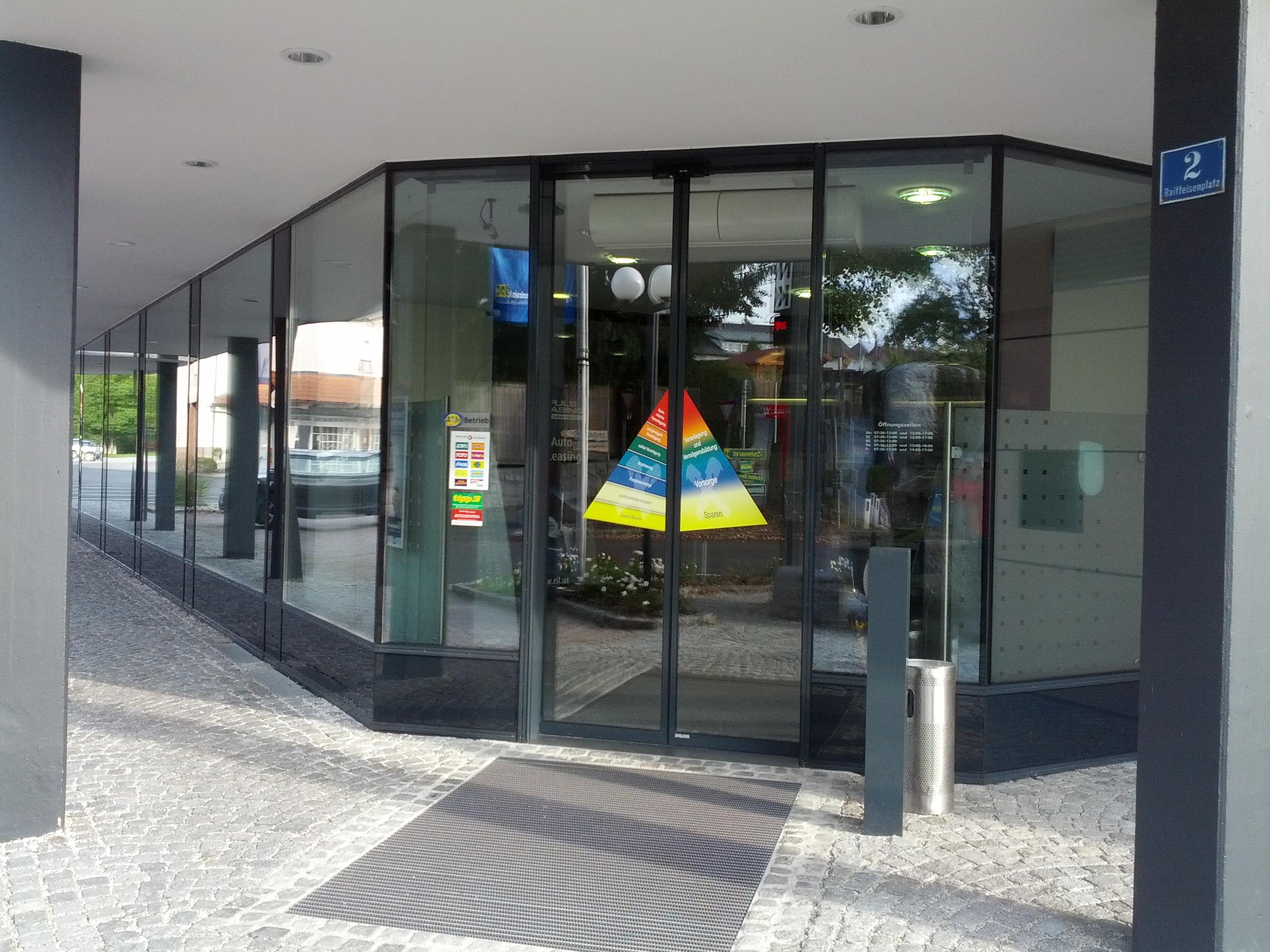 Raiffeisenbank Walding-Ottensheim reg. Gen. m. b. H.