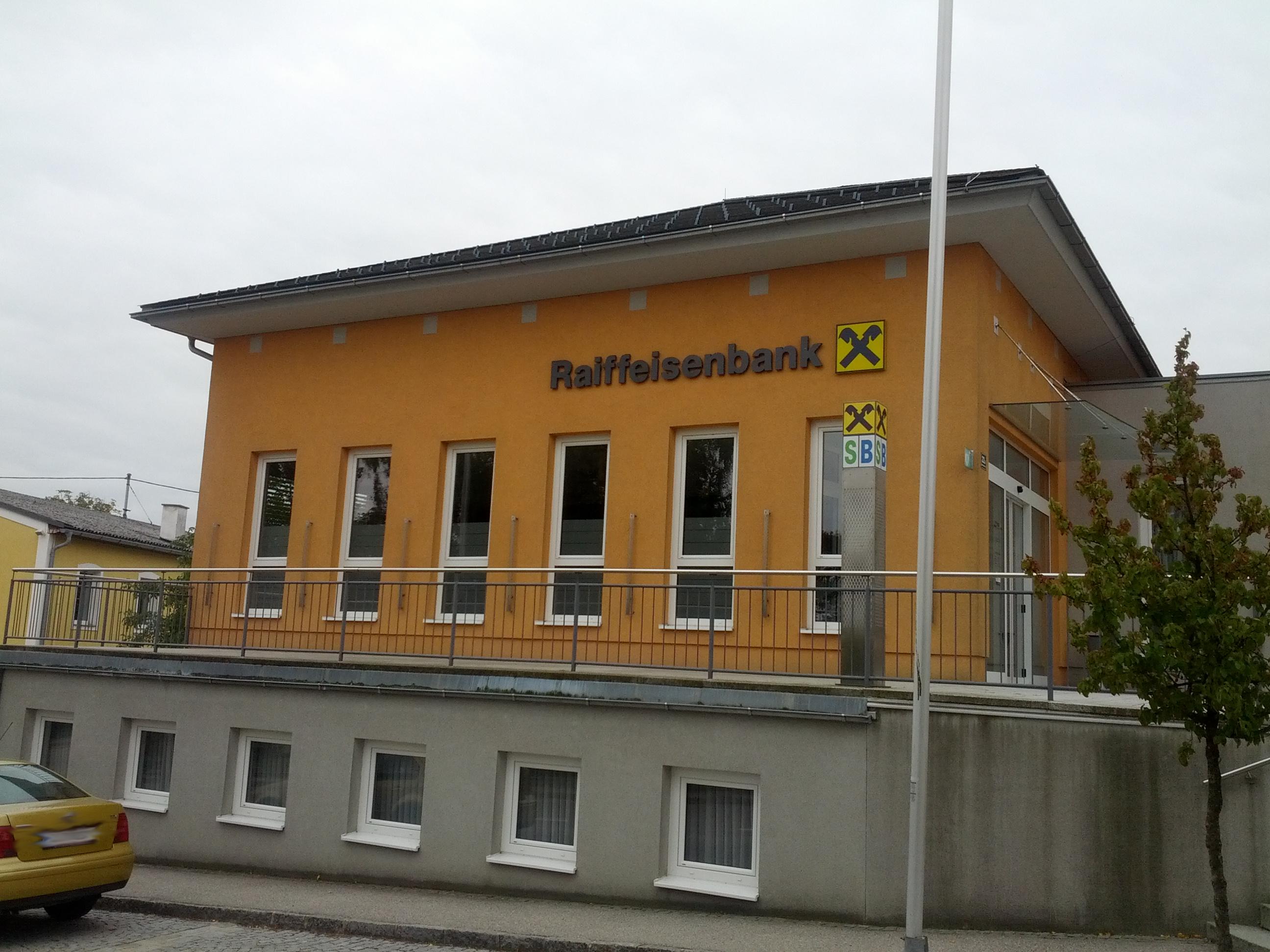 Raiffeisenbank St. Marien reg. Gen. m. b. H. Zws. Weichstetten
