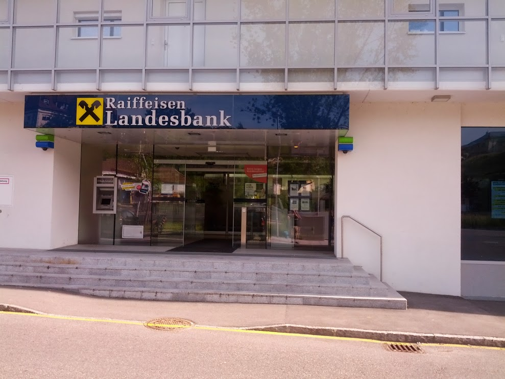 Raiffeisenlandesbank Oberösterreich AG Zws. Puchenau