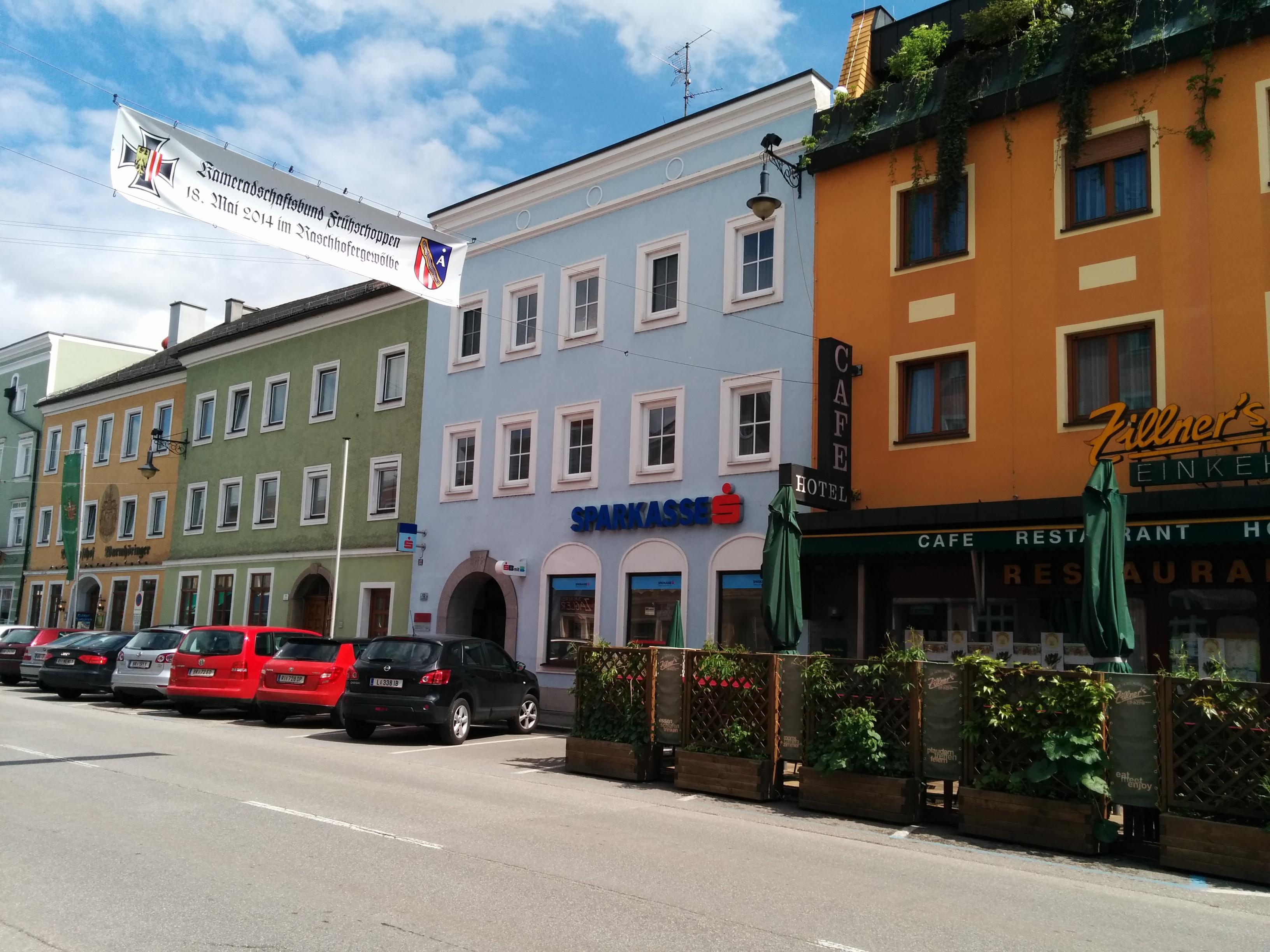 Allgemeine Sparkasse Oberösterreich BankAG Gest. Altheim