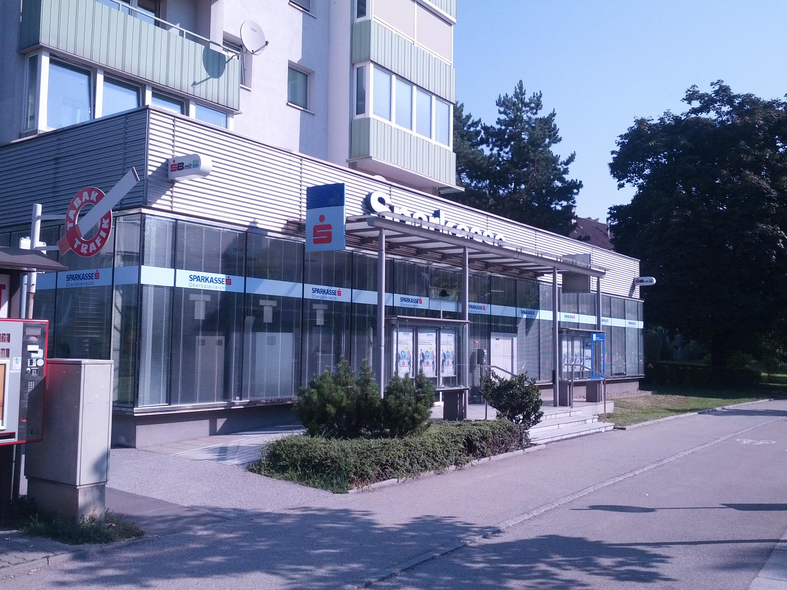 Allgemeine Sparkasse Oberösterreich BankAG Gest. Muldenstraße