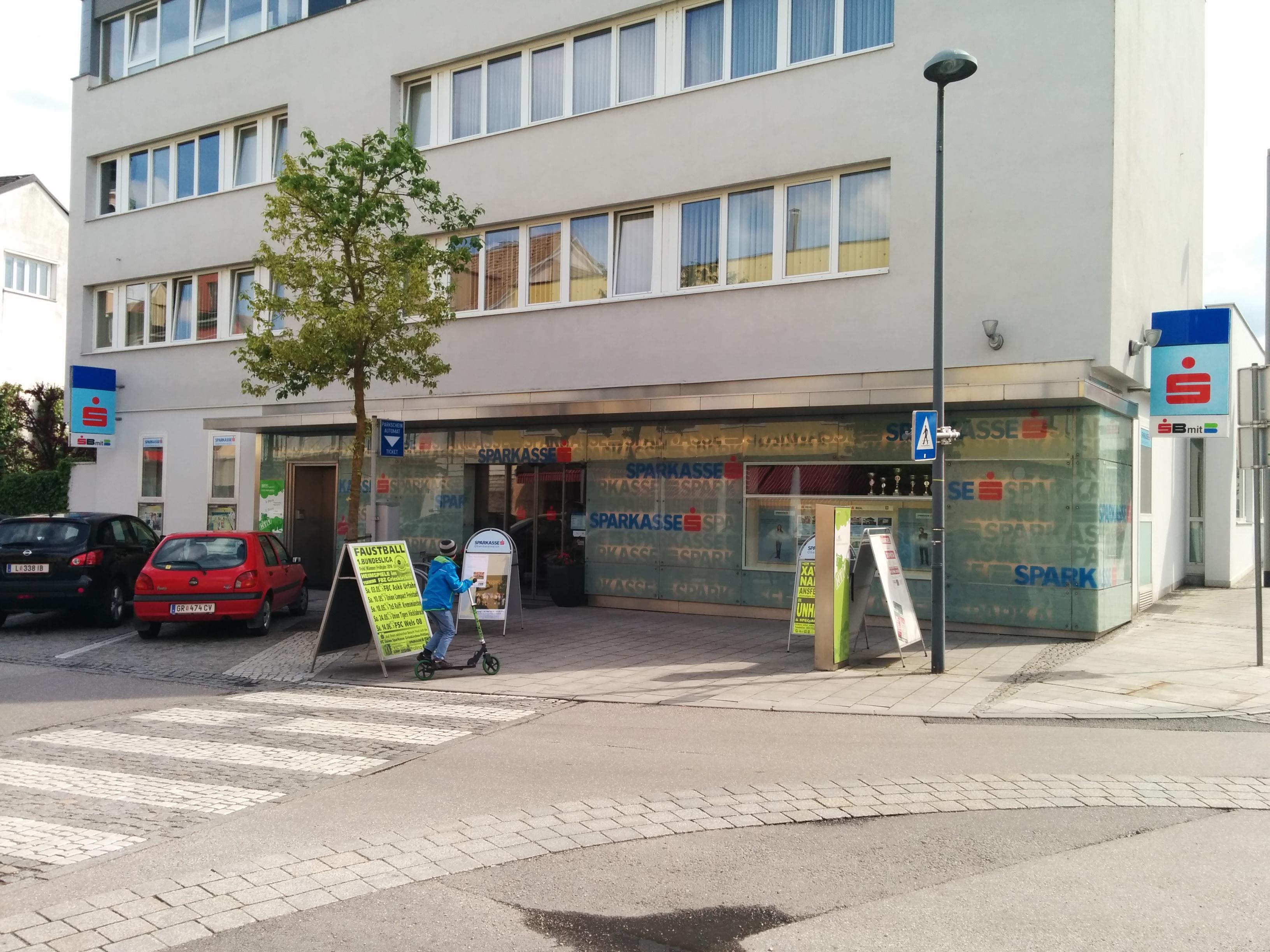 Allgemeine Sparkasse Oberösterreich BankAG Zweigniederlassung Grieskirchen