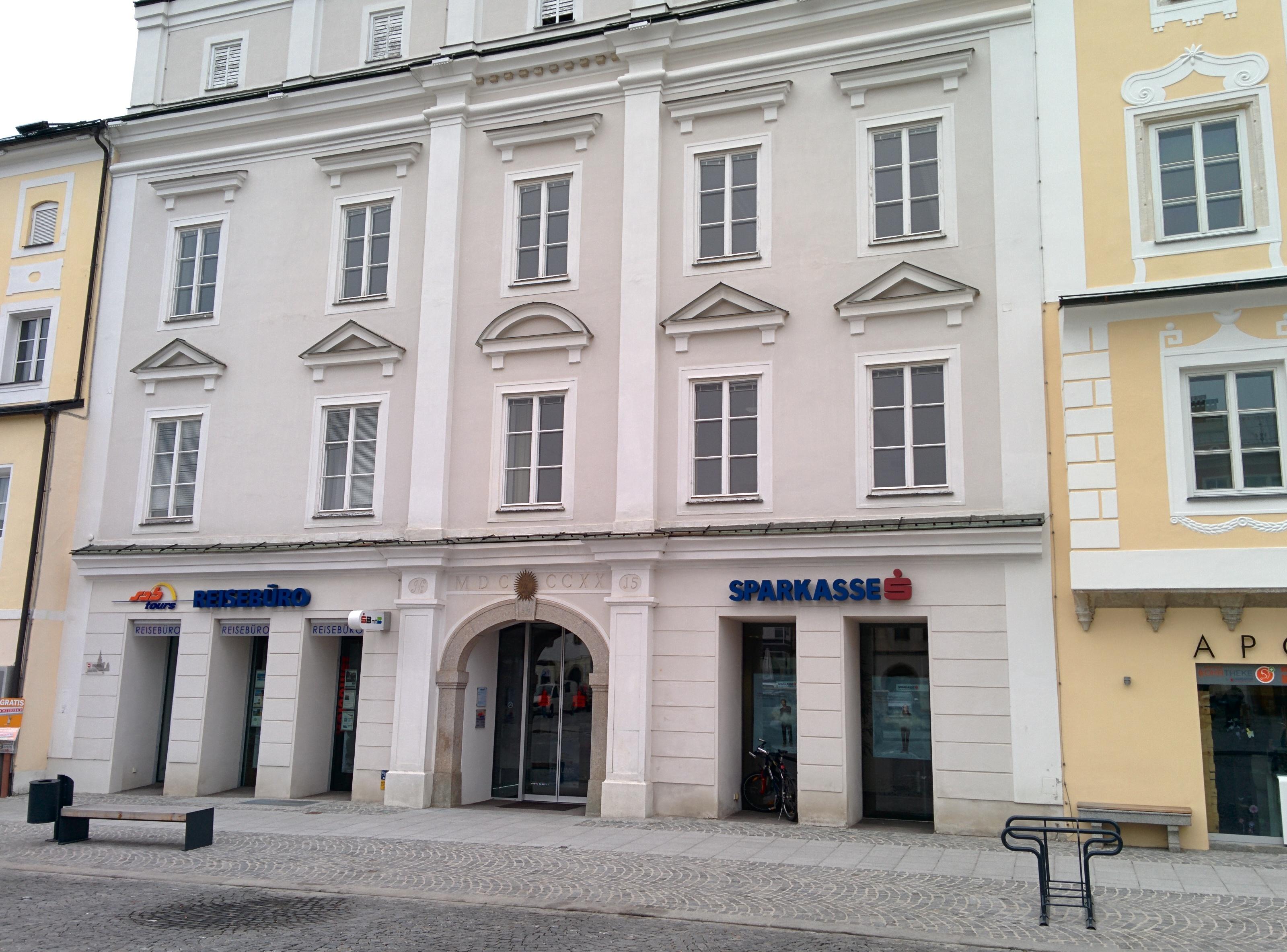 Allgemeine Sparkasse Oberösterreich BankAG, Zweigniederlassung Freistadt