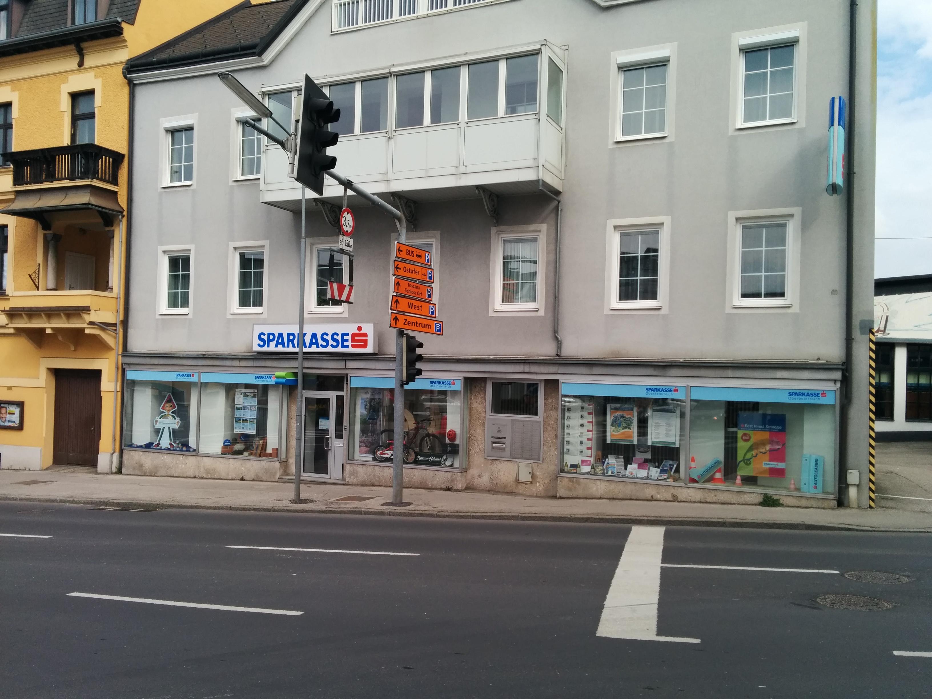 Allgemeine Sparkasse Oberösterreich BankAG Gest. Gmunden/Klosterplatz