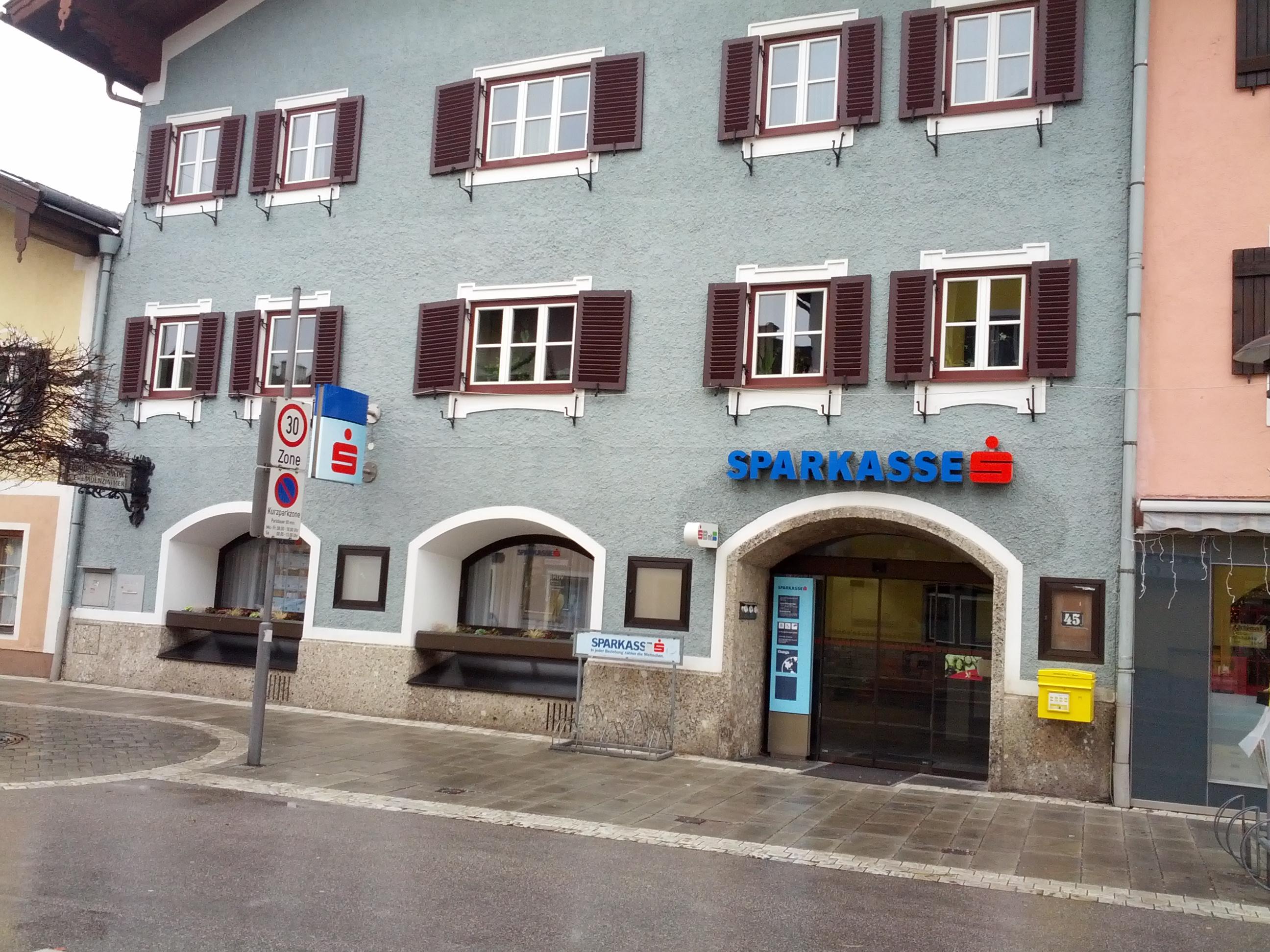 Salzburger Sparkasse Bank AG Fil. Kuchl
