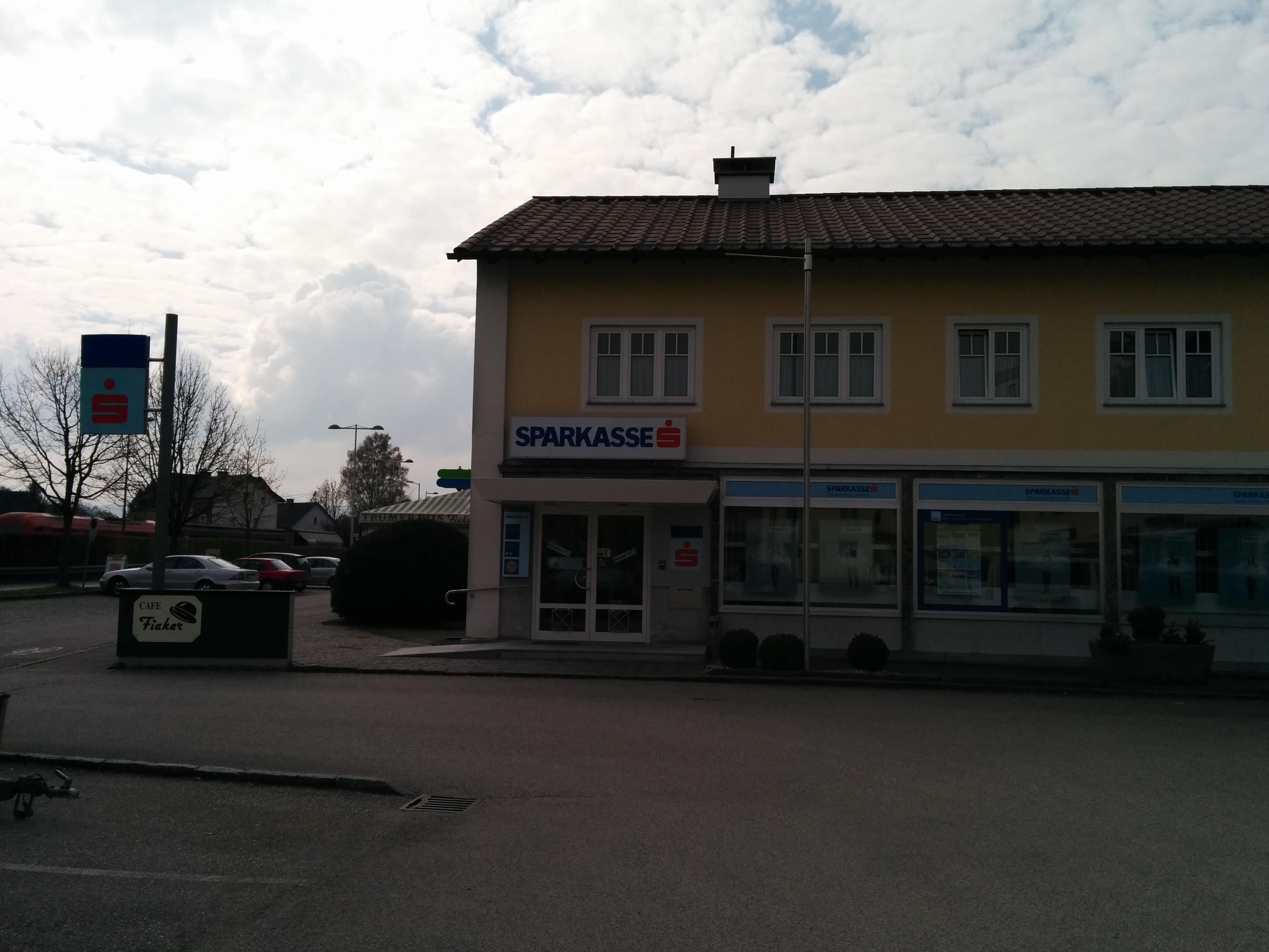 Allgemeine Sparkasse Oberösterreich BankAG Gest. Laakirchen