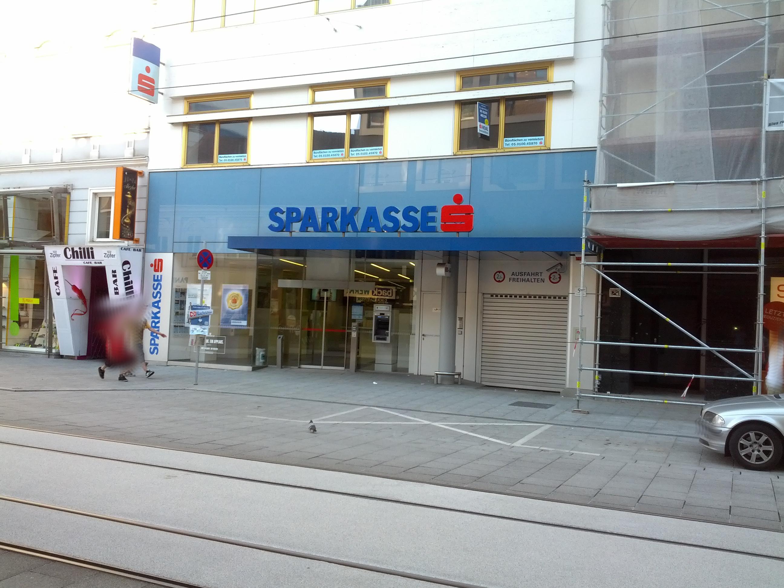 Allgemeine Sparkasse Oberösterreich BankAG Gest. Landstraße