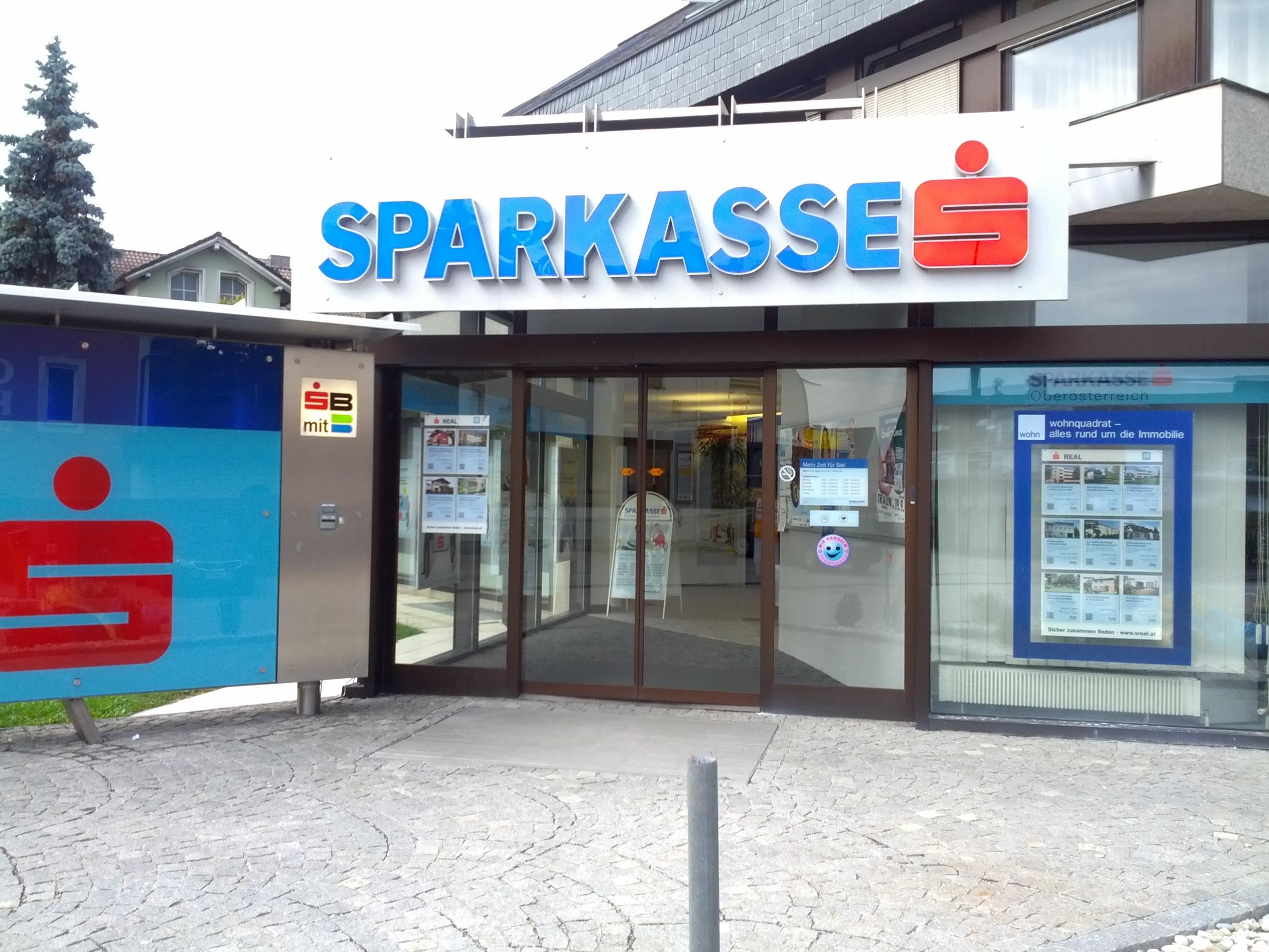 Allgemeine Sparkasse Oberösterreich BankAG Gest. Marchtrenk