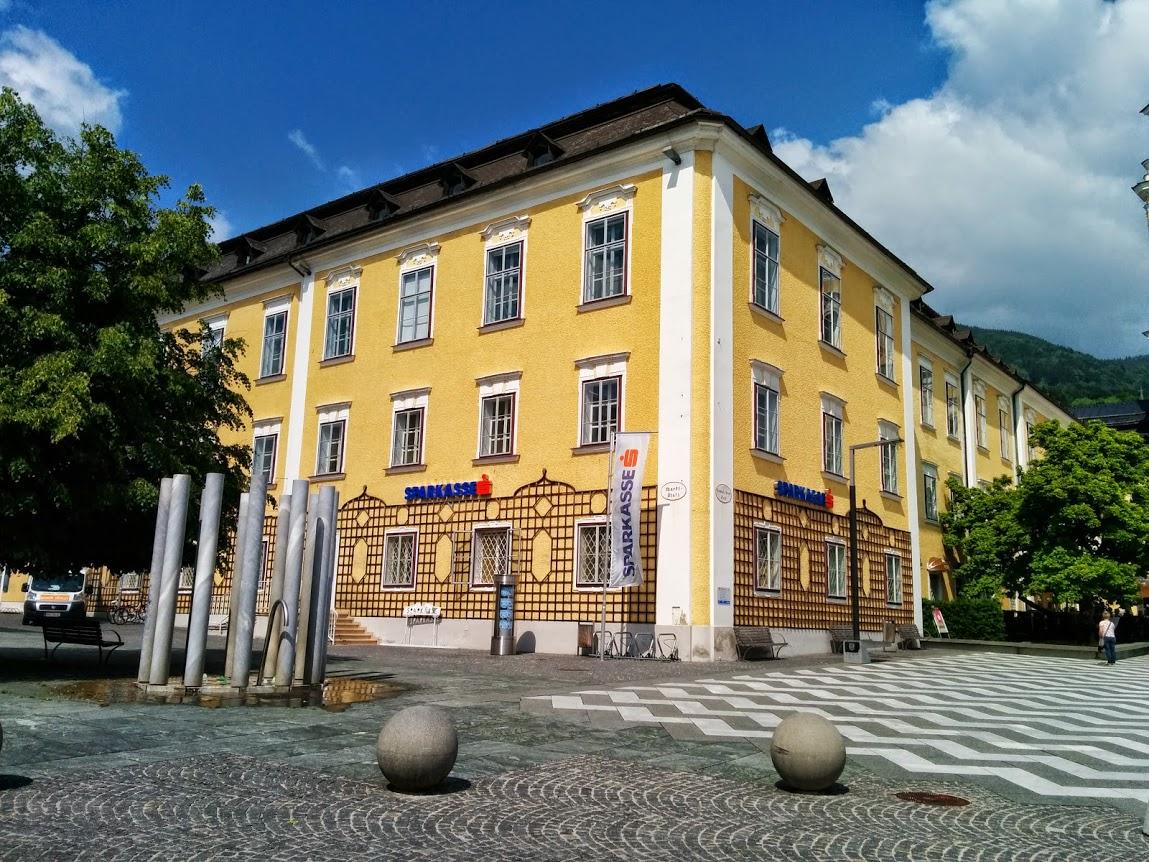 Salzburger Sparkasse Bank AG Fil. Mondsee