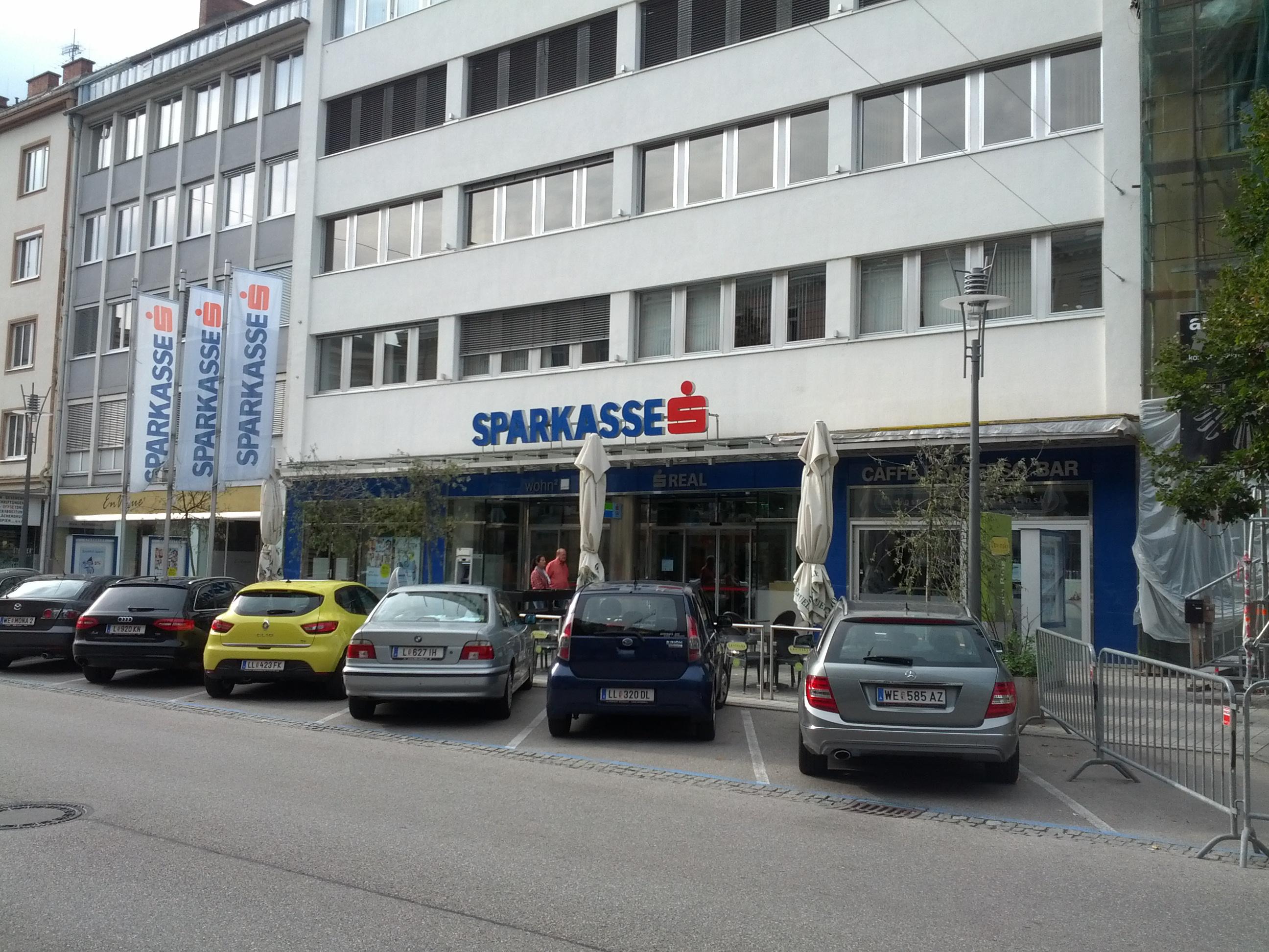 Allgemeine Sparkasse Oberösterreich BankAG Zweigniederlassung Wels