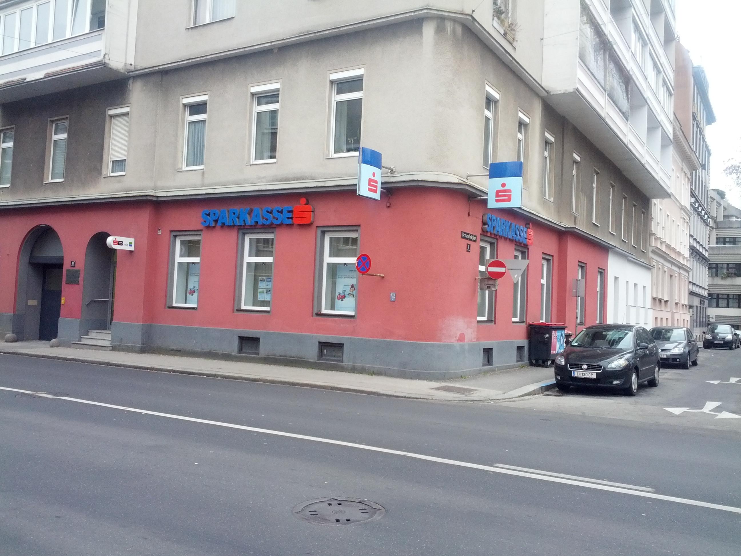 Allgemeine Sparkasse Oberösterreich BankAG Gest. Rudolfstraße