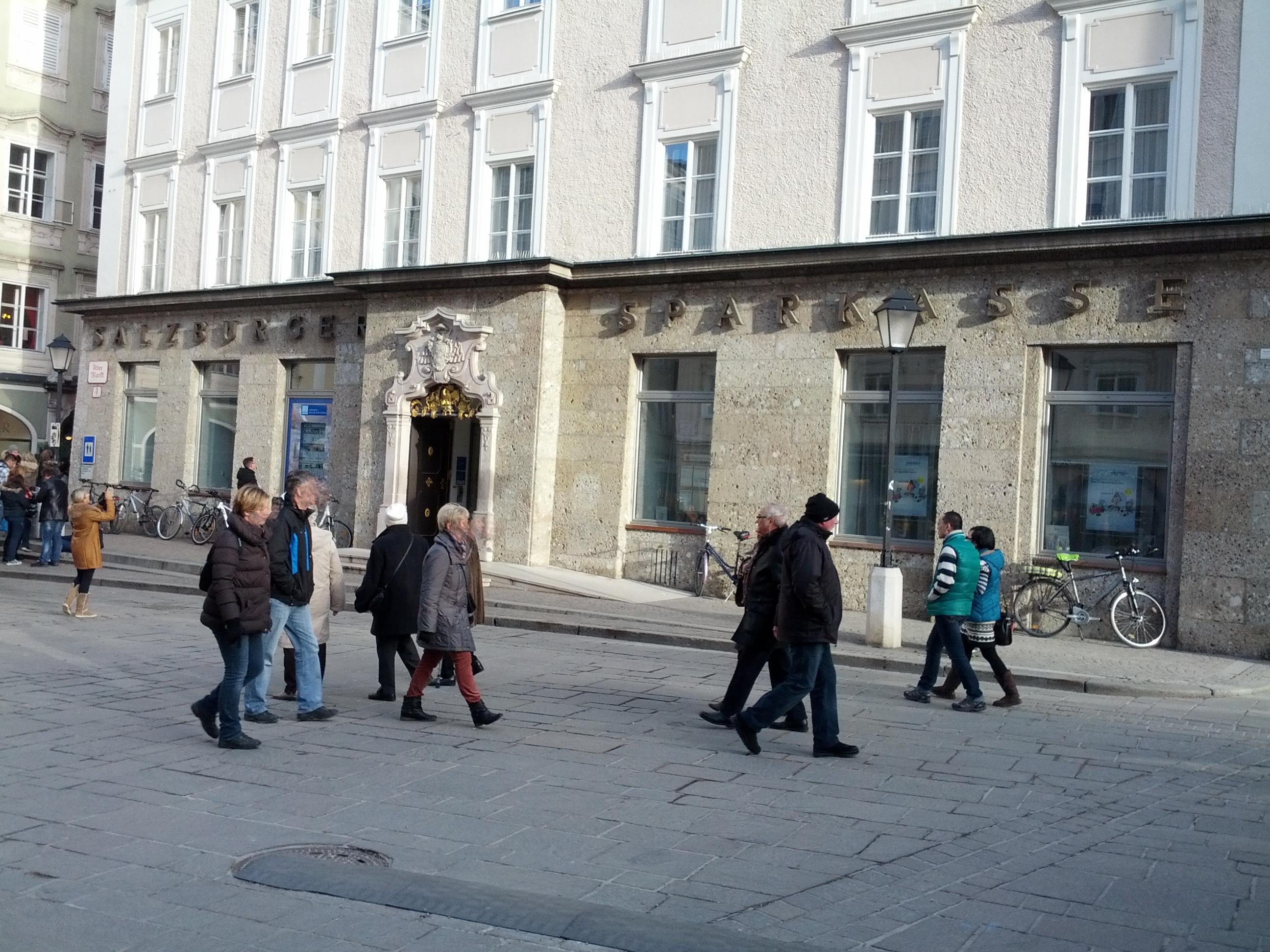 Salzburger Sparkasse Bank AG