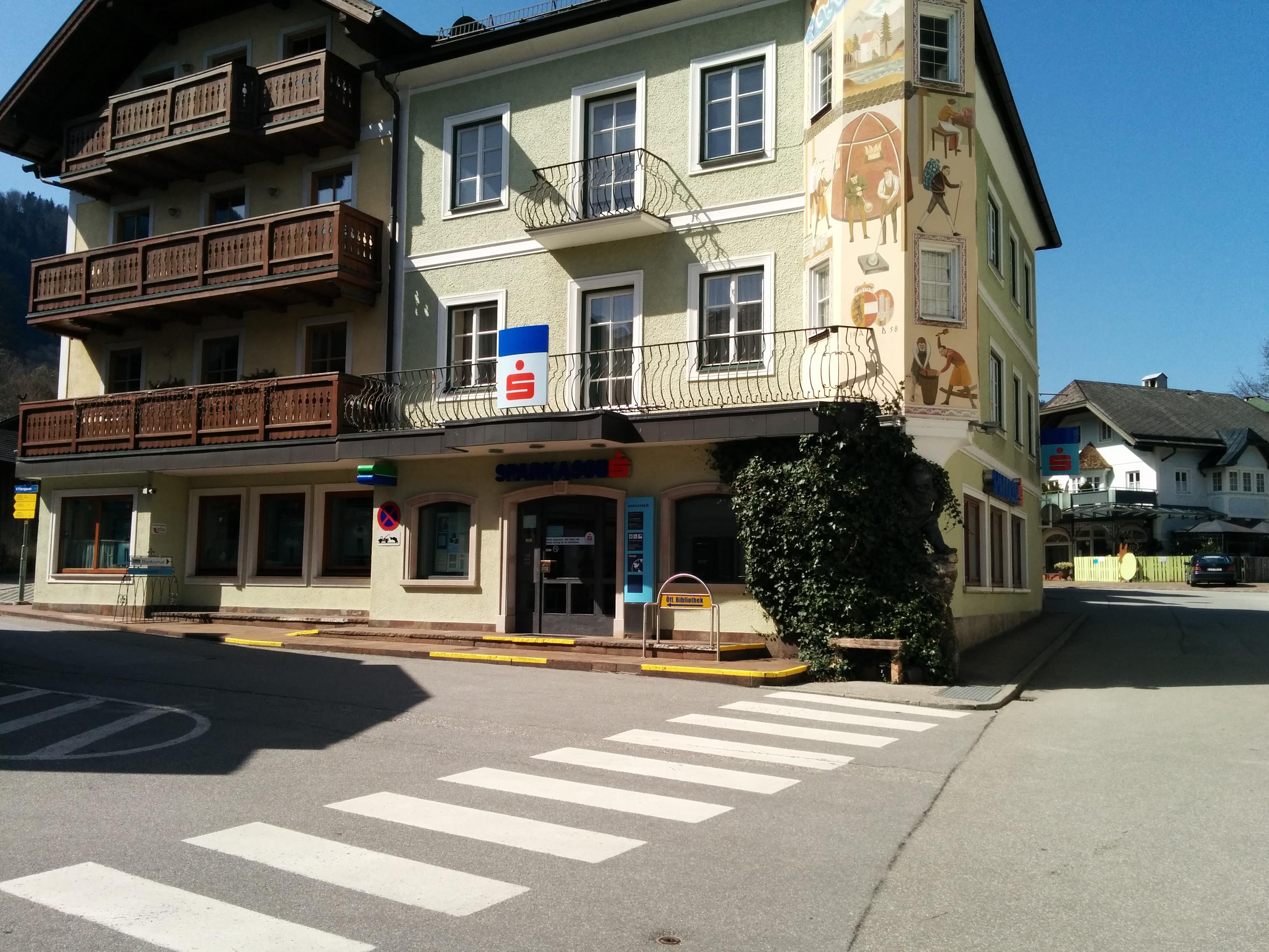 Salzburger Sparkasse Bank AG Fil. St. Gilgen