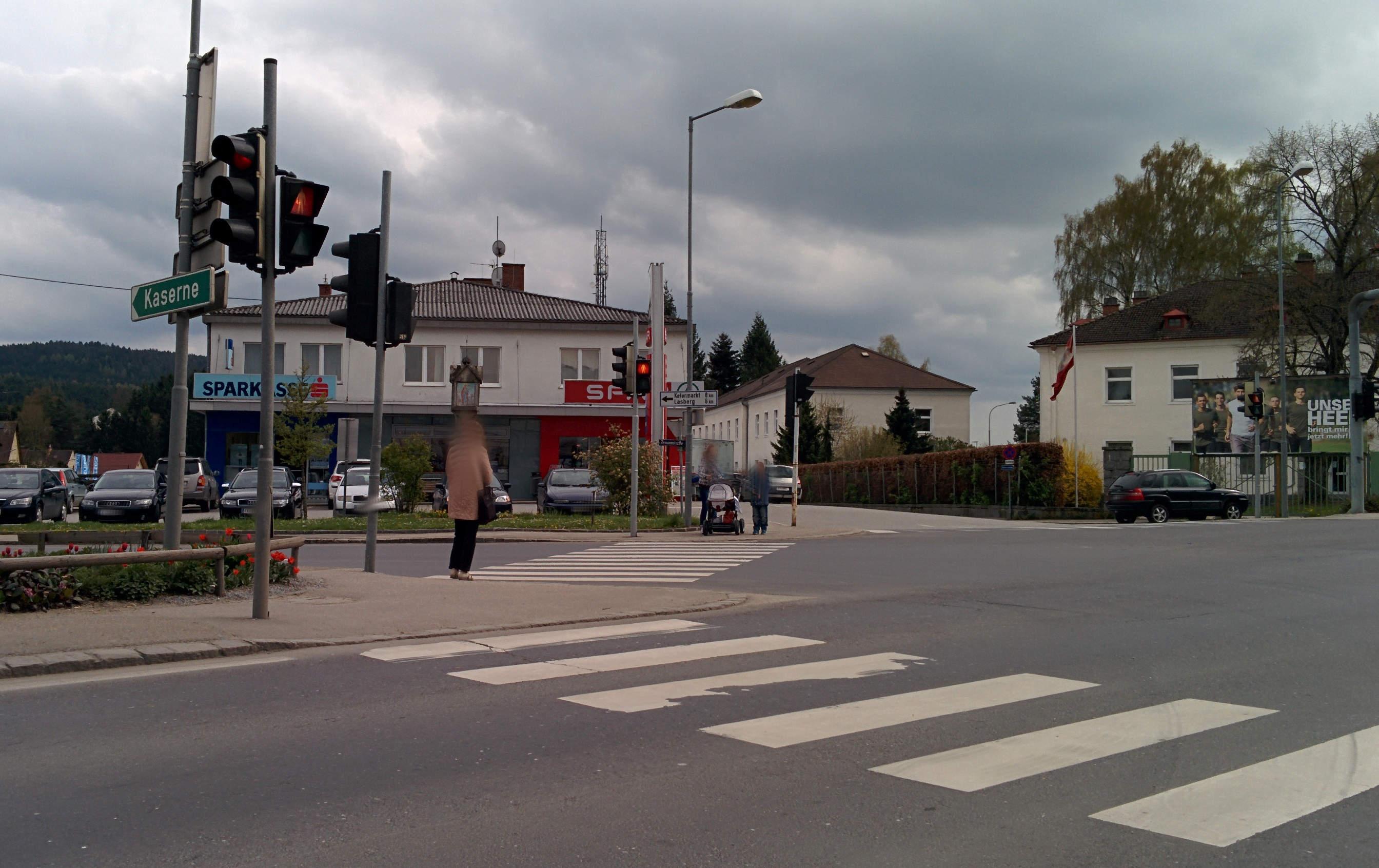Allgemeine Sparkasse Oberösterreich BankAG Gest. Freistadt-Zemannstraße