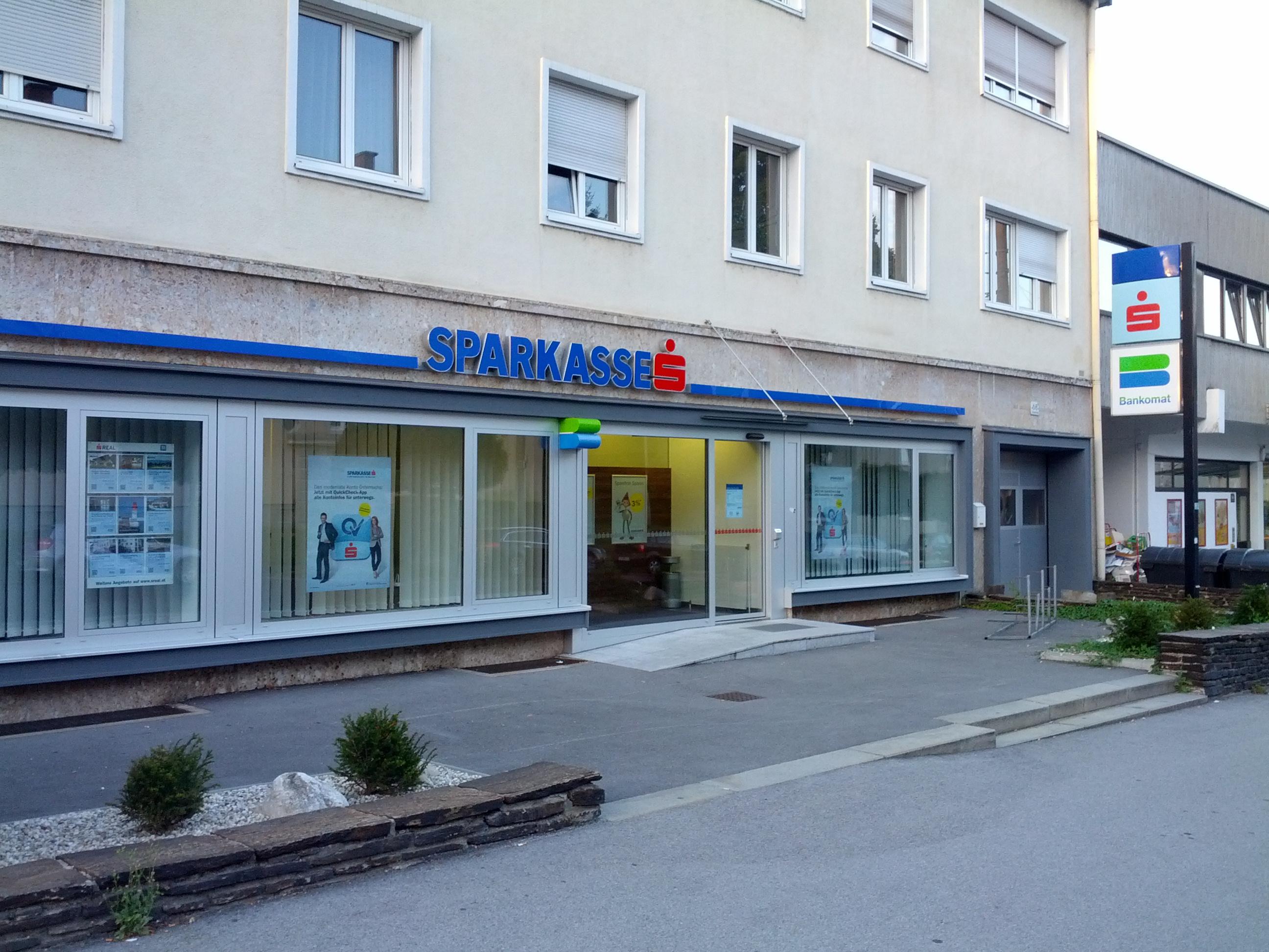 Allgemeine Sparkasse Oberösterreich BankAG Gest. Ziegeleistraße