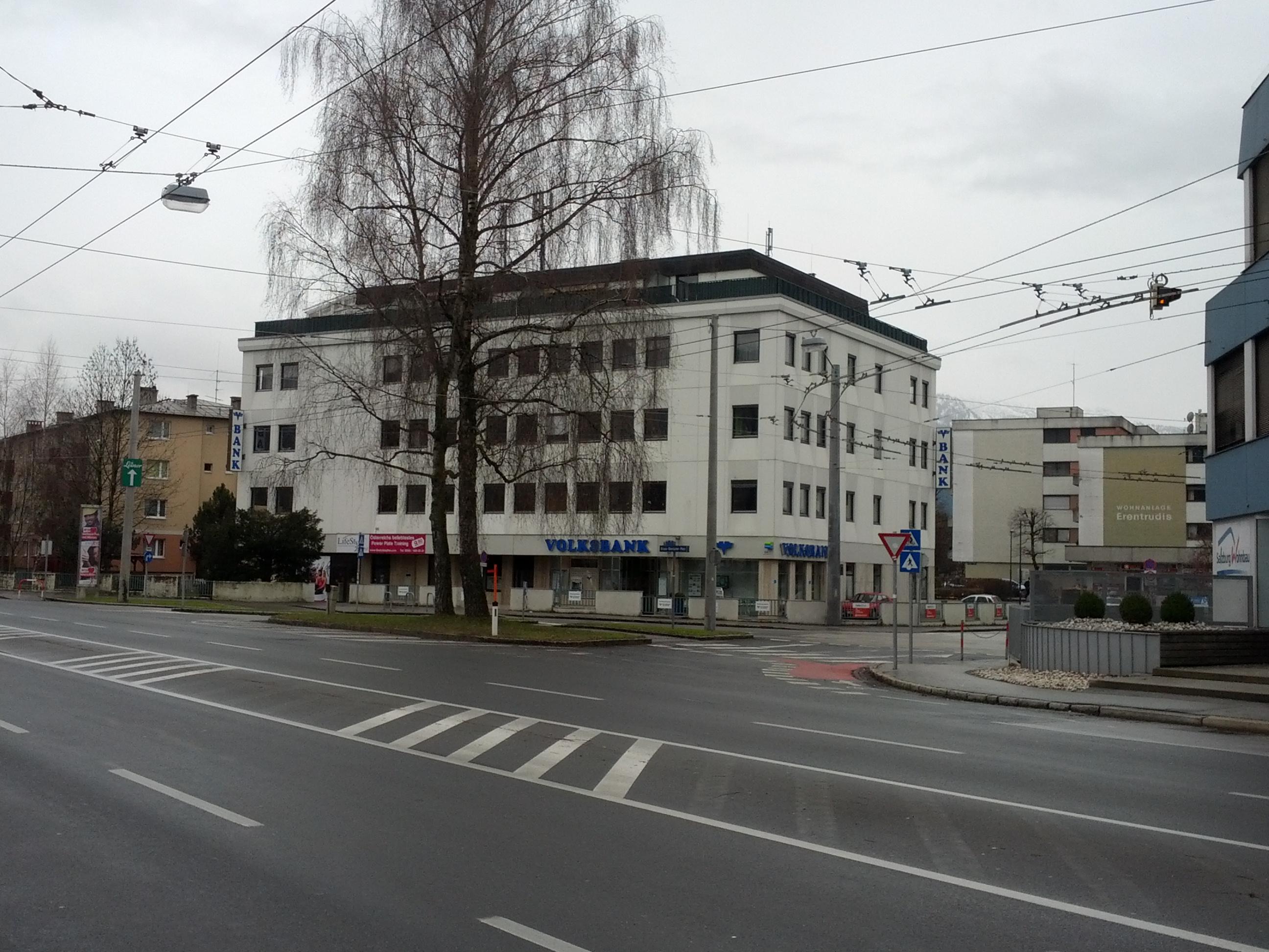 Volksbank Salzburg eG Zws. Salzburg-Alpenstraße