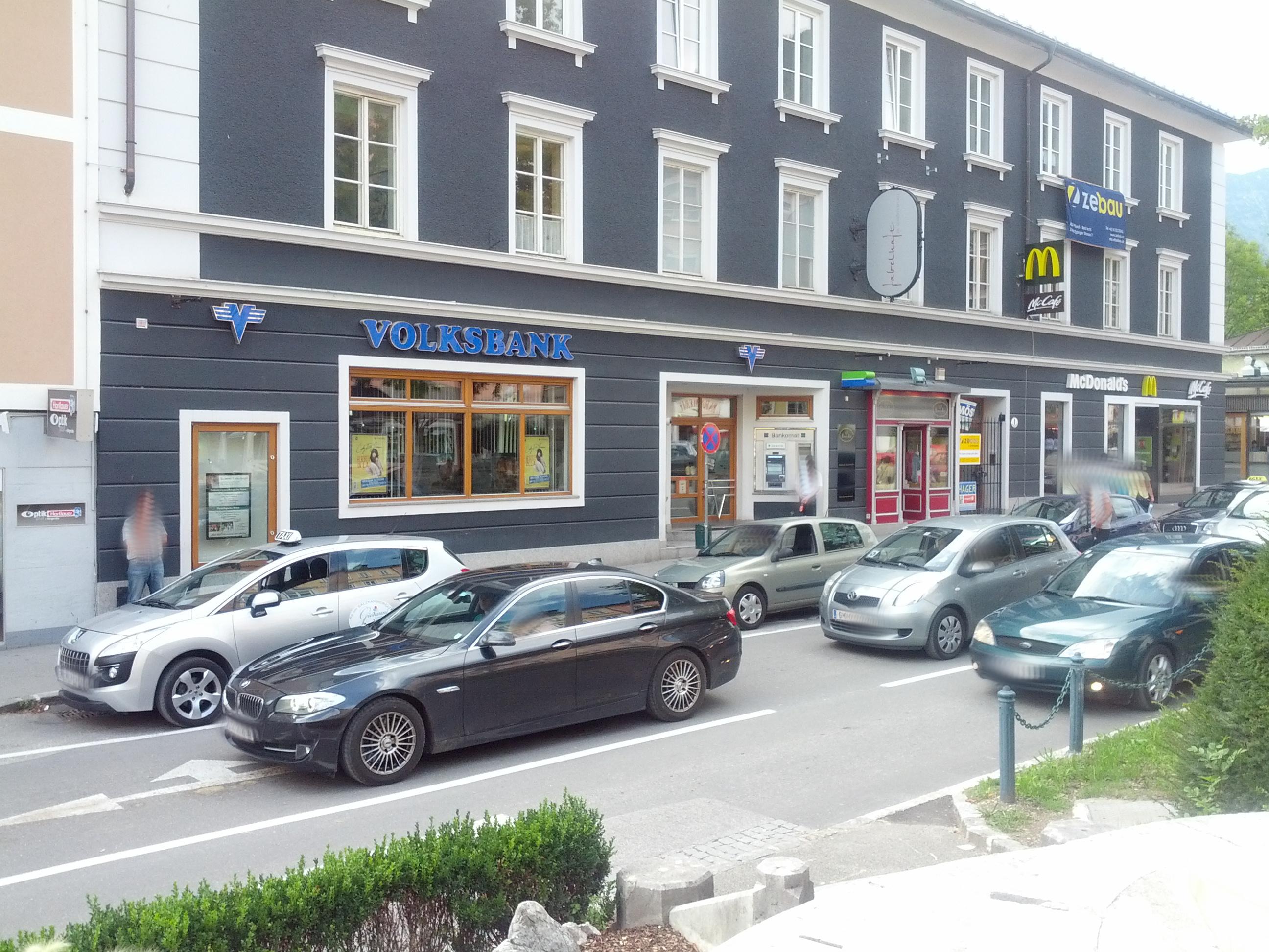 Volksbank Salzburg eG Zws. Bad Ischl