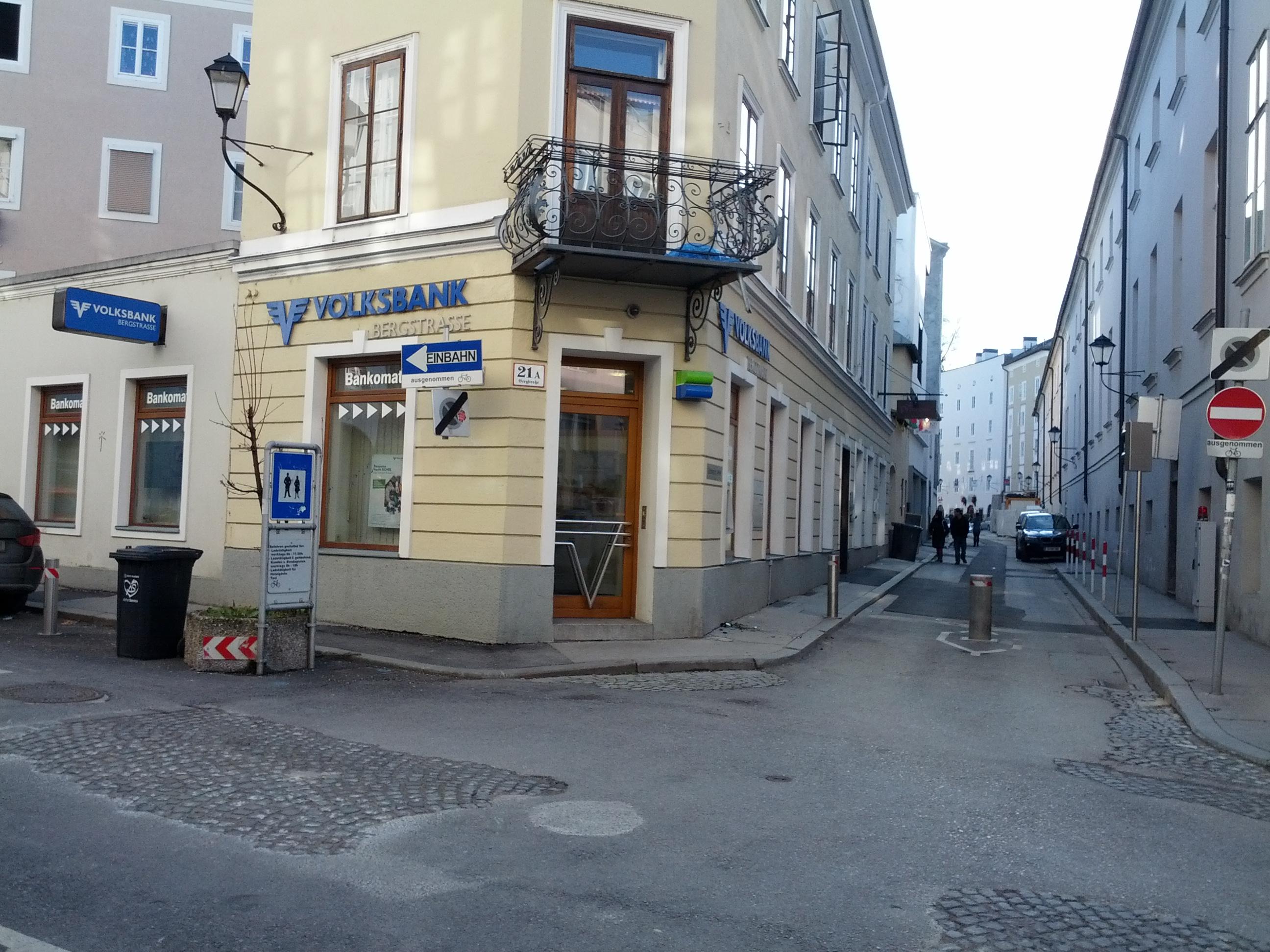 Volksbank Salzburg eG Zws. Salzburg-Bergstraße