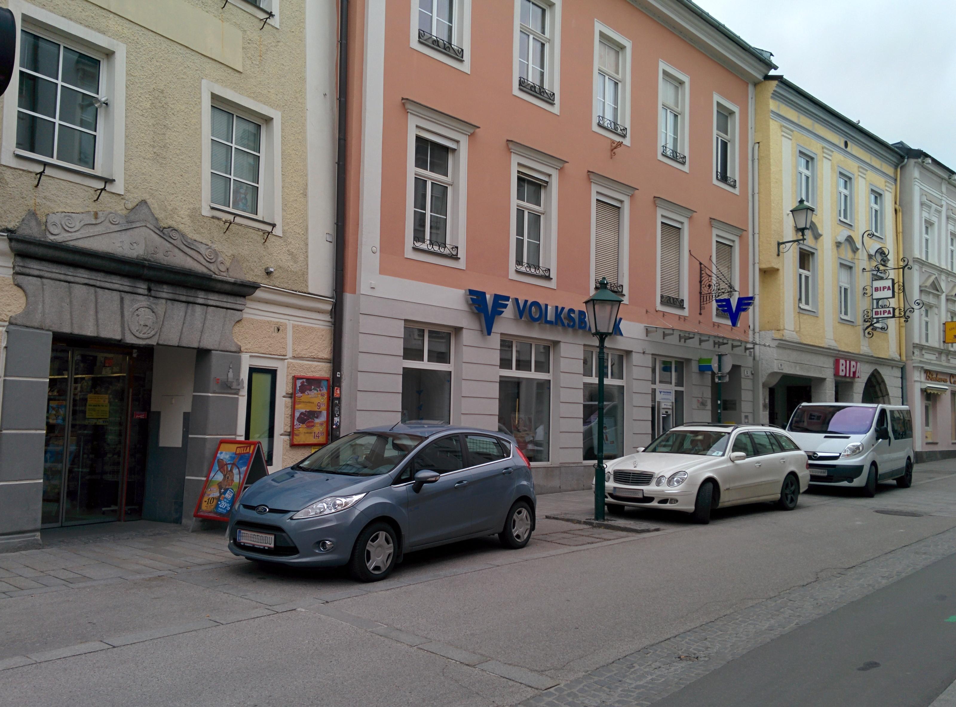 Volksbank Oberösterreich AG Zws. Freistadt