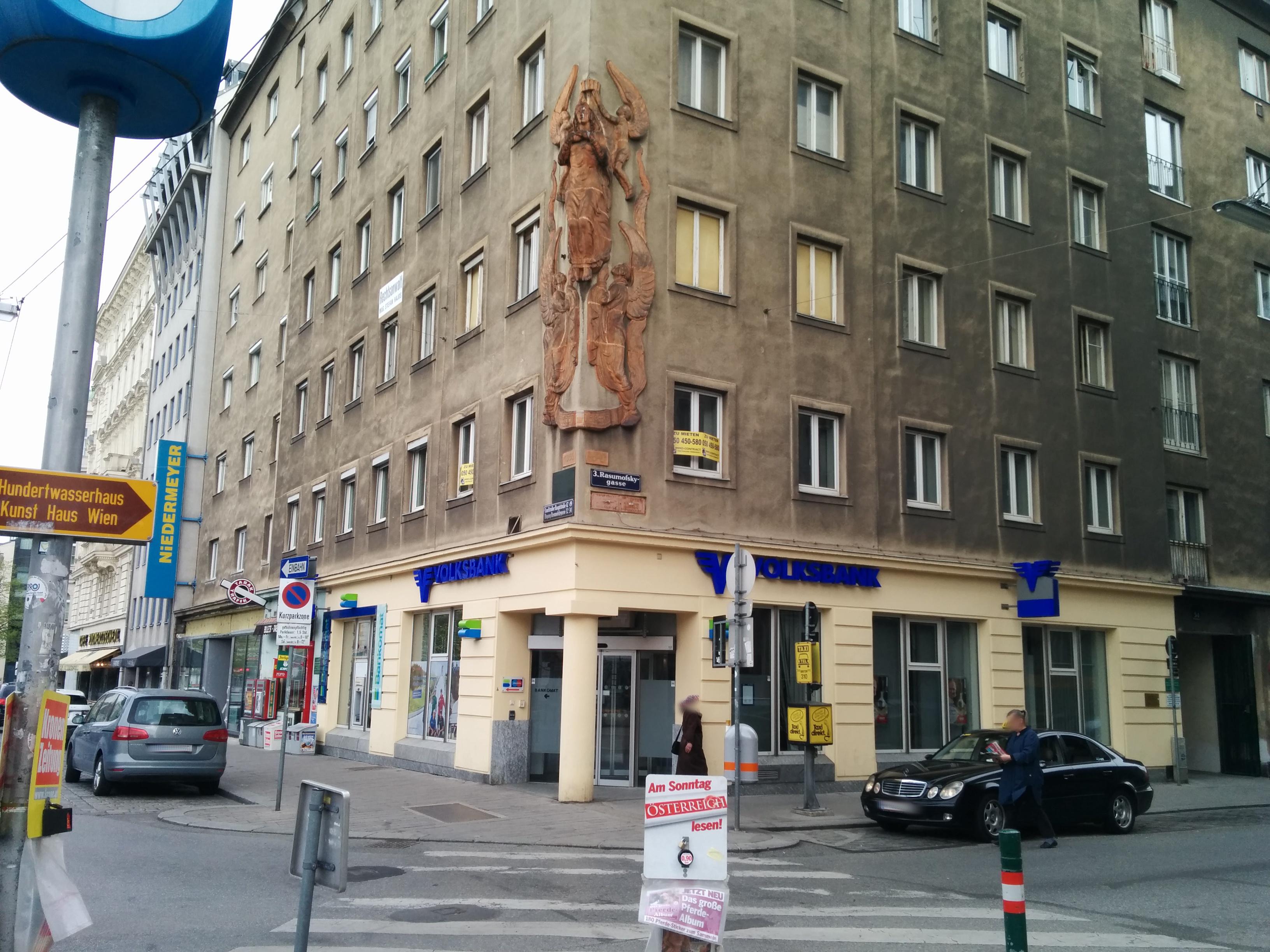 VOLKSBANK WIEN AG Zws. Landstraßer Hauptstraße