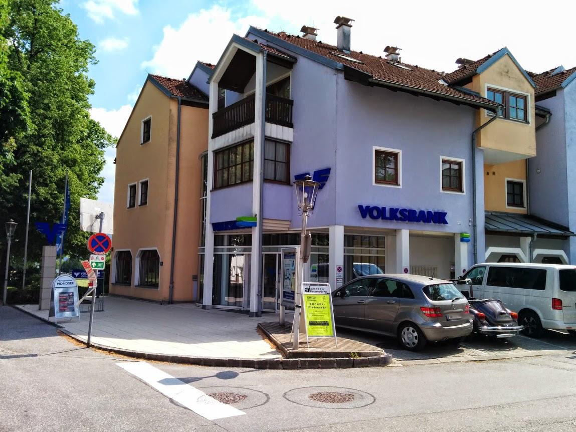 Volksbank Strasswalchen-Vöcklamarkt-Mondsee e.G. Gest. Mondsee