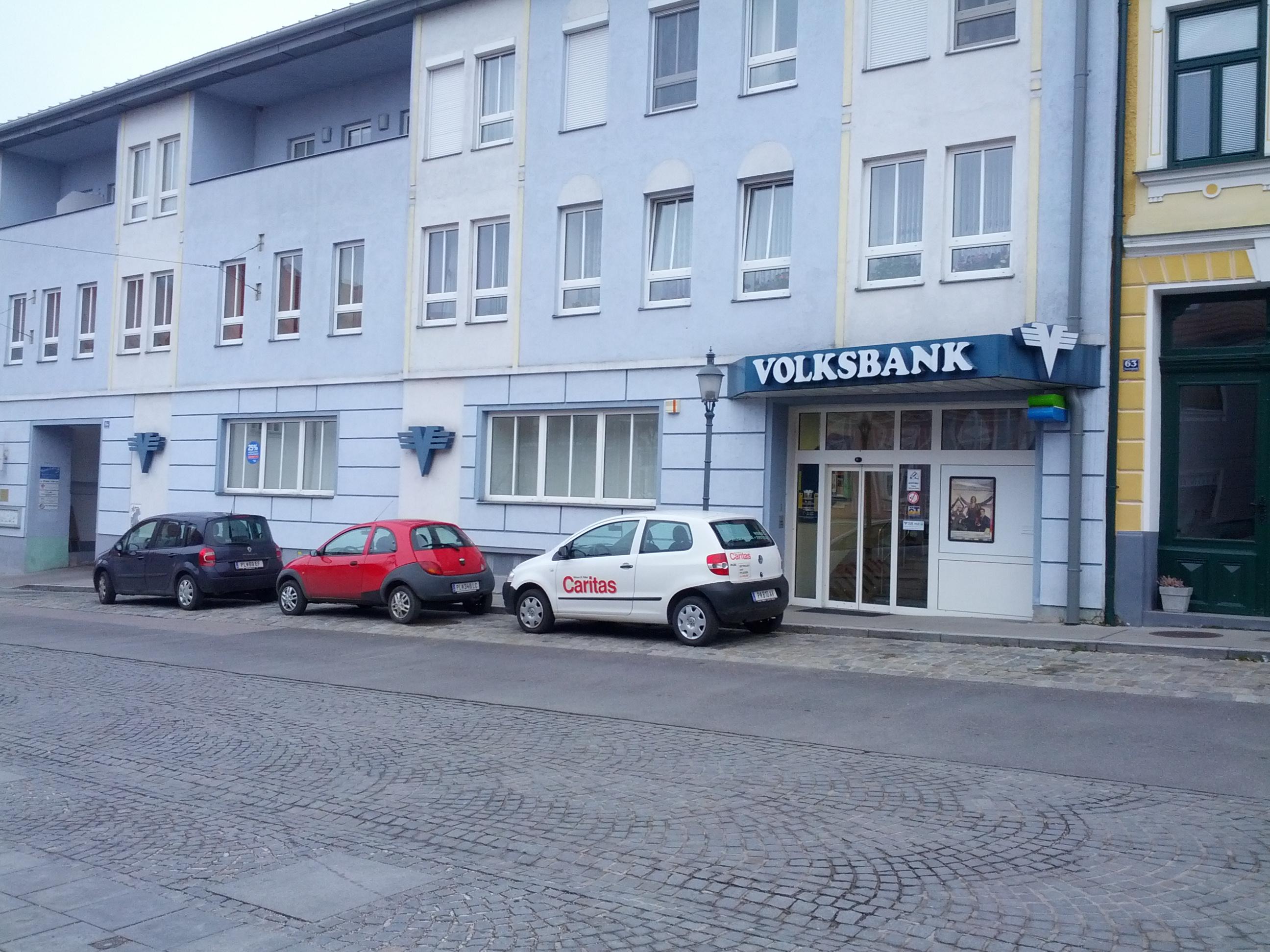 Volksbank Niederösterreich St. Pölten-Krems-Zwettl Aktiengesellschaft Gest. Neulengbach