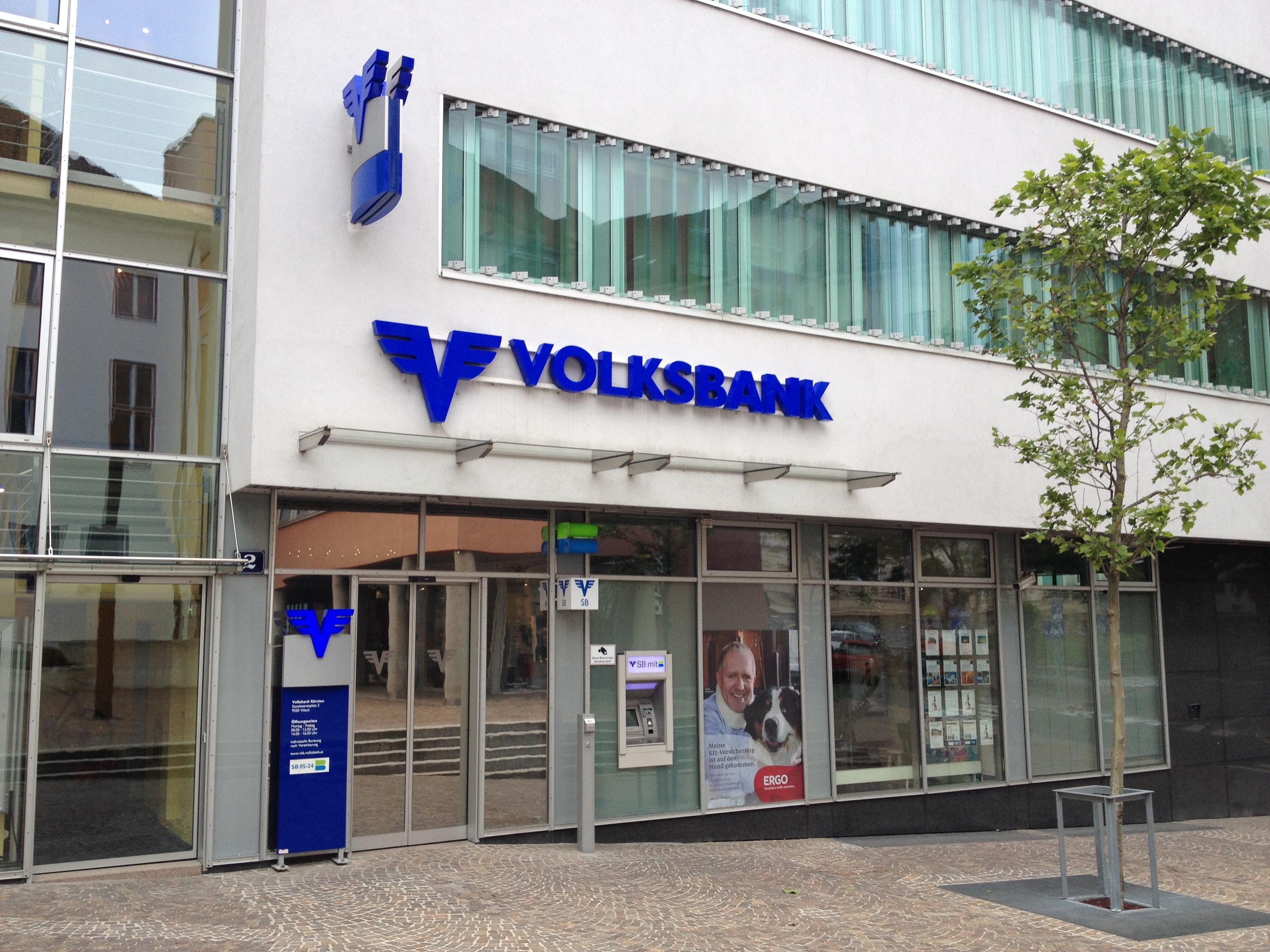 Volksbank Kärnten eG Zws. Villach