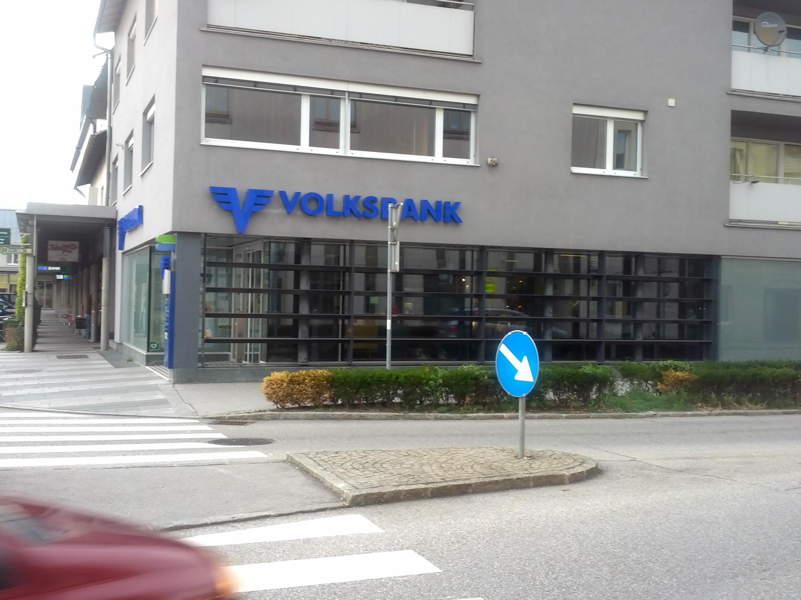 Volksbank Oberösterreich AG Zws. Traun