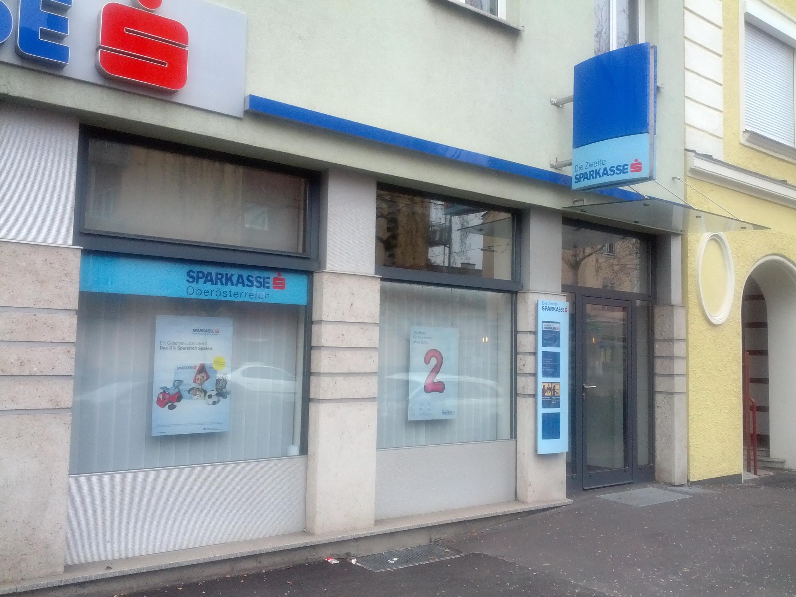 Die Zweite Wiener Vereins-Sparcasse Filiale Linz