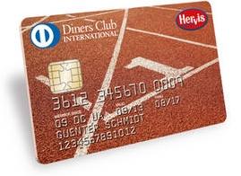 kreditkarte diners club
