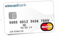 Wirecard Kreditkarte