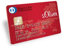 s oliver card registrieren