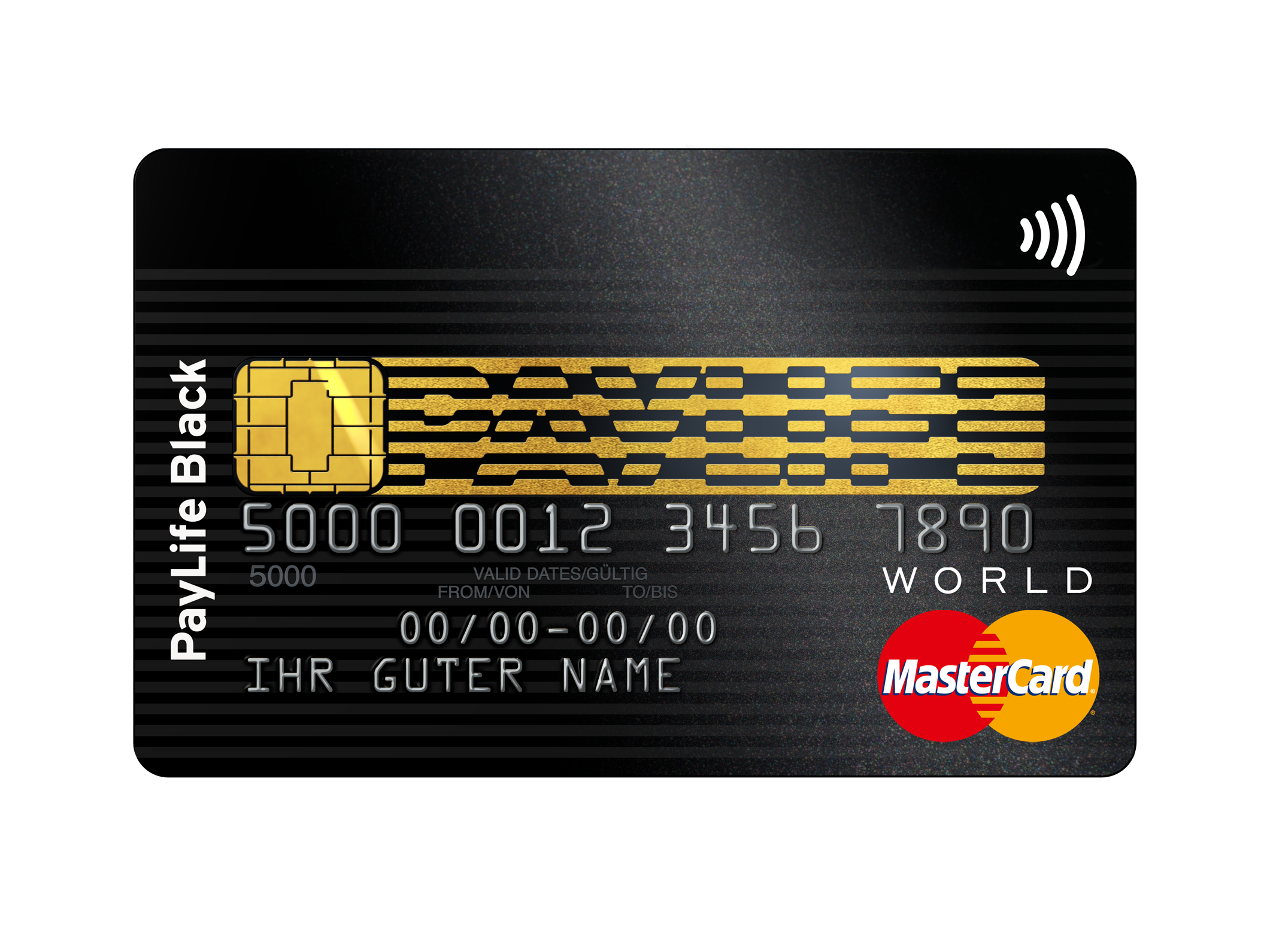 Deutsche Bank Mastercard Black