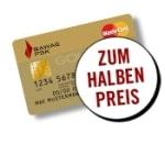BAWAG Kreditkarte GOLD für Studenten