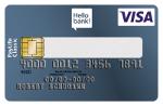 Hello bank! Kreditkarte