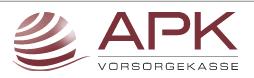 APK Vorsorgekasse AG