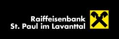 Raiffeisenbank St. Paul im Lavanttal mit Zweiganstalten Maria Rojach und St. Georgen, reg. Gen. m. b. H.