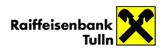Raiffeisenbank Tulln reg. Gen. m. b. H. Zws. Sieghartskirchen