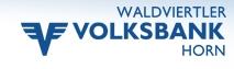 Waldviertler Volksbank Horn reg. Gen. m. b. H. Gest. Gars am Kamp