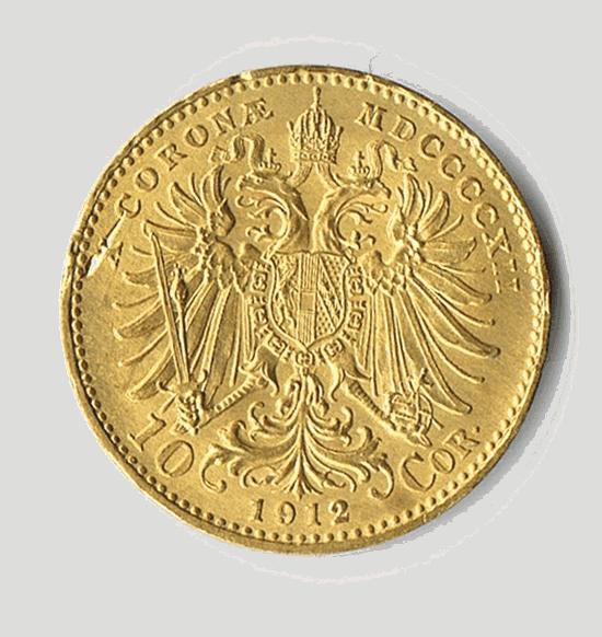 20 Kronen Münze Bankkonditionenat
