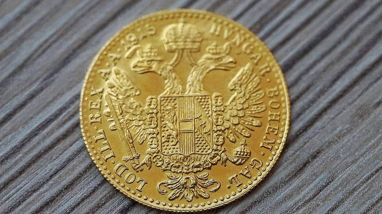 Münzen Bankkonditionenat